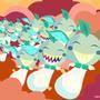 Swarm by RabbitTownAnimator
