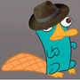 Agent P! edit with real fedora by RubbyDubbyNinja