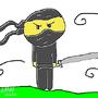 Ninja by MRLEGOGUY