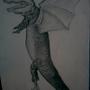 The Stork by Littleluckylink