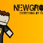 Newgrounds Poster by DannyDaNinja