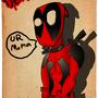 Deadpool by frost666999