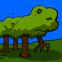 Tree Beast by HybridMind