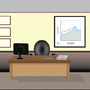 Office background by VenomMouseProduction