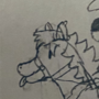 The dog, the horse, and the gremlin
