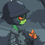 Frog guardian