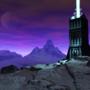 Tower Snowscape