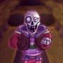 TPP!HorrorSwapFell brish skeleton
