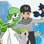 Teejay's Pokemon Team in WoC