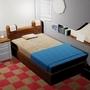 Balamb Garden Dorm Room by animetomboy13