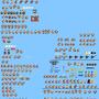 MLSS Donkey Kong Sprites by Chrispriter