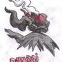 Darkrai by Mikeaphobia