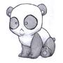 Cute Panda by Mikeaphobia