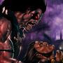 Lobo vs Logan by orathio89