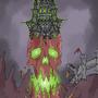 Necromancer's Castle by AmericanRobot