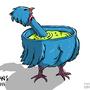 Alien Chicken Soup by HybridMind