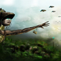 The Maya Space Priestess by GeneralDracula