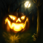 That Pumpkin in the Woods