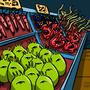 Alien Grocery by HybridMind