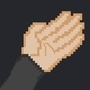 Pixel Hand by Gimmick