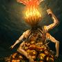 Pumpkin Golem by Xaltotun