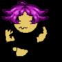 A stupid doodle of Kokichi I did