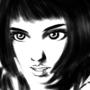 Mathilda Face Doodles