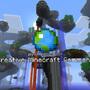 Planet Minecraft Wallpaper by Holden012