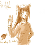 Neko woman by Alef321