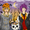 Morty and Kei's Halloween