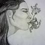 Flowers Words by Ukki
