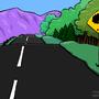 Broccoli Crossing by HybridMind