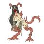 Pain demon by Cenaf