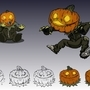 Pumpkin Boy by Dakuto