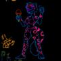 Neon Commission: Krazinik