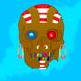 Sugar Skull by mwarrior13