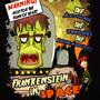 Frankenstein In Space!! by ZombieMonkey