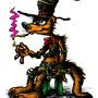 Taboose the meerkat sittin by JWBalsley