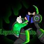 the legendary shadow man by shadow254