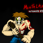 SPLATTERHOUSE Title Card