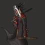 Cool character by Ramatsu