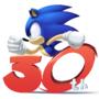 Sonic's 30th logo redraw