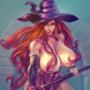 Dickgirl Sorceress