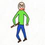 Baldi's Basics Drawing