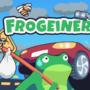 Frogeiner Cover Art