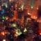 Barrier City - Night