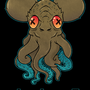 Cthulhu deadmau5 by Peglay