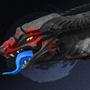 Bloody Dragon by thomahawk