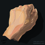 Hand 2 by HybridMind