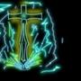 Neon Sword by sollkre